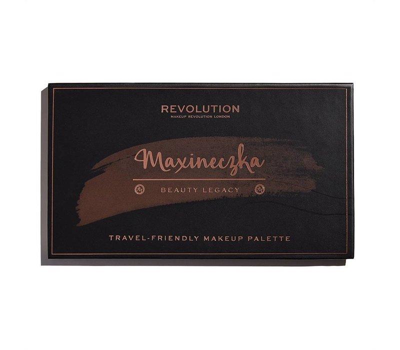 Makeup Revolution Beauty Legacy by Maxineczka Palette
