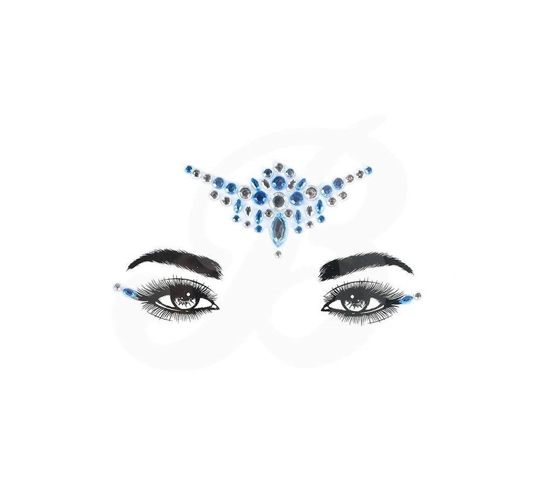Festival Face Face Gems Elsa