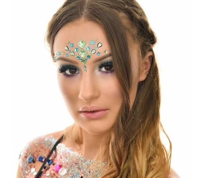 Festival Face Face Gems Leyla Turquoise