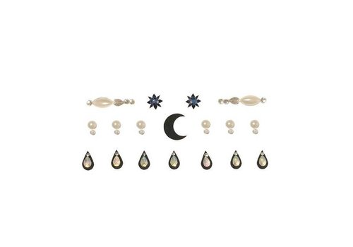 In Your Dreams Face Gems Midnight Moon