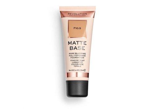 Makeup Revolution Matte Base Foundation F10.5