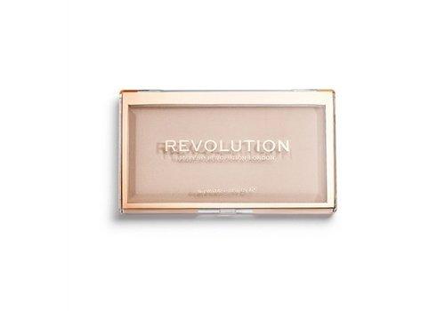 Makeup Revolution Matte Base Powder P2