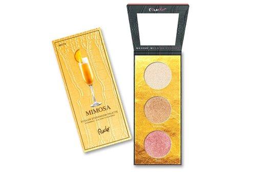Rude Cosmetics Luminous Highlight Palette Mimosa