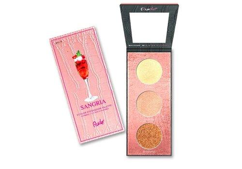 Rude Cosmetics Luminous Highlight Palette Sangria