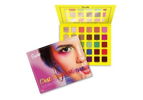 Rude Cosmetics C'est Fantastique Eyeshadow Palette