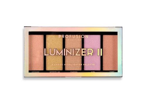 Profusion Luminizer II Highlighter Palette