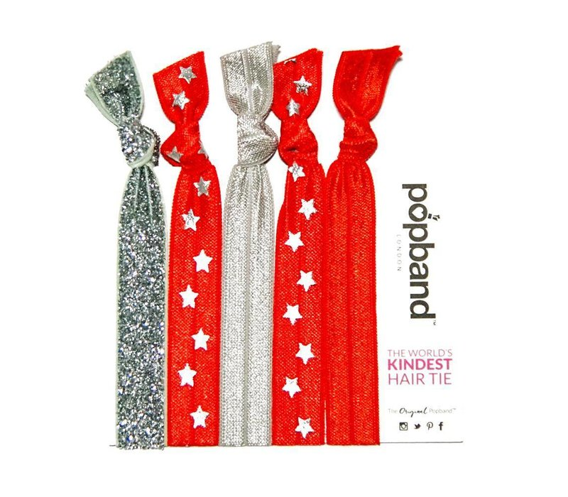 Popband London Hair Tie All Star