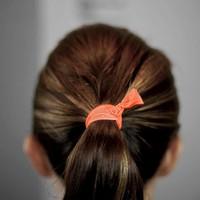 Popband London Hair Tie Grapefruit
