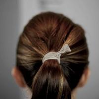 Popband London Hair Tie Blondie