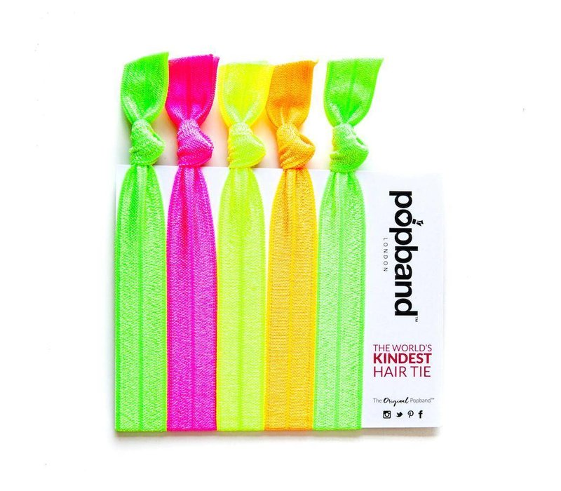 Popband London Hair Tie Glo