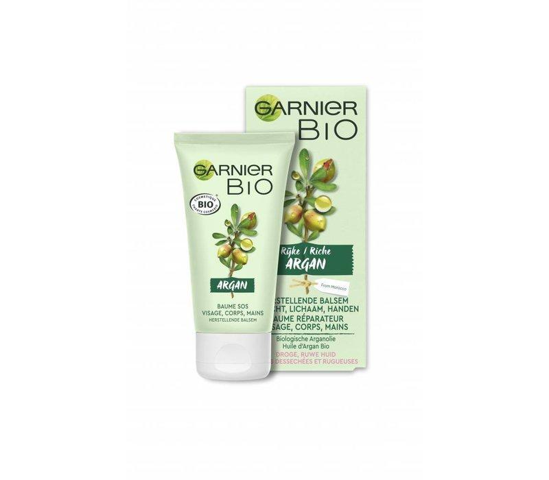 Garnier Skincare Bio Face Argan Balsem