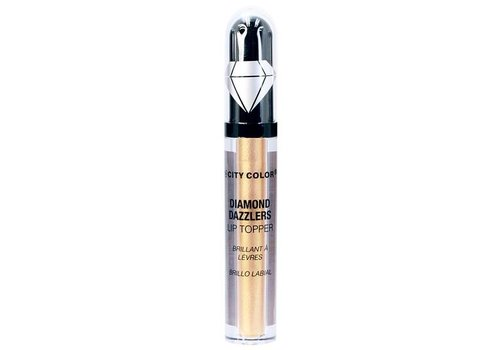 City Color Diamond Dazzlers Lip Topper Golden Copper