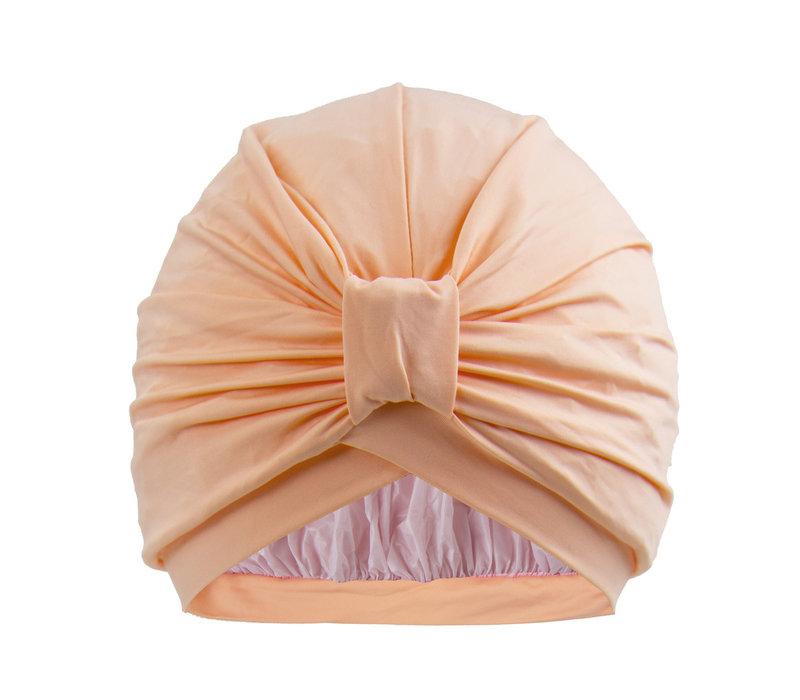 Styledry Turban Shower Cap That's Peachy