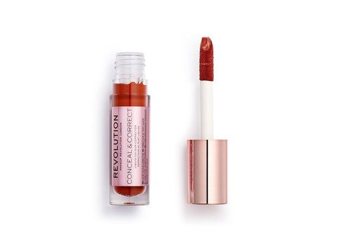 Makeup Revolution Conceal and Correct Concealer Red