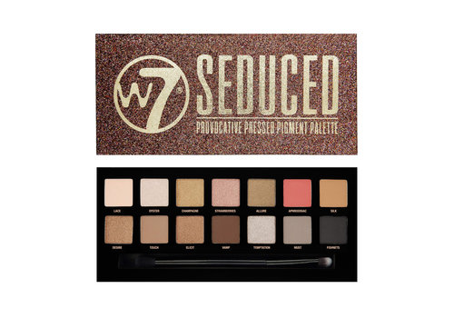 W7 Cosmetics Seduced Eyeshadow Palette