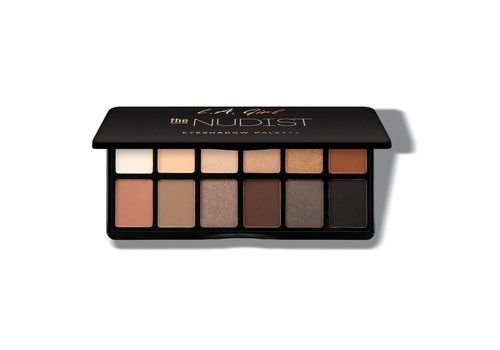 LA Girl Fanatic Eyeshadow Palette The Nudist