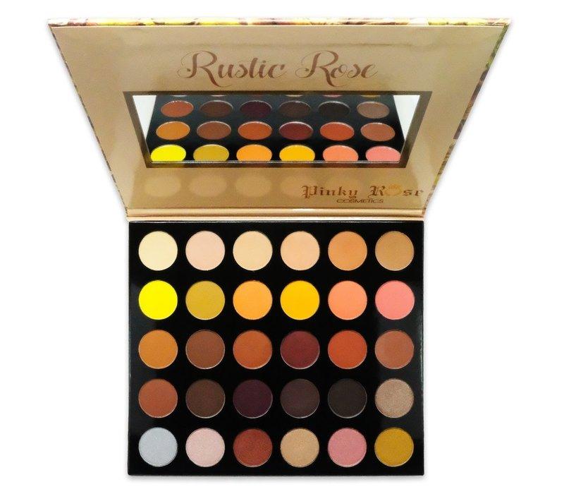 Pinky Rose Cosmetics Rustic Rose Eyeshadow Palette