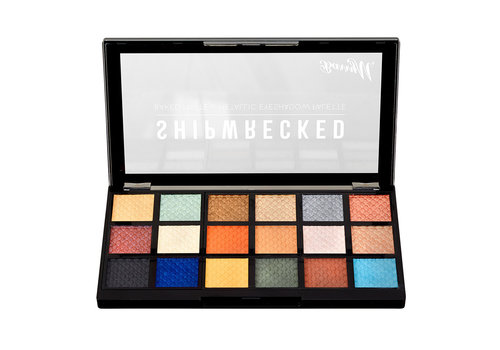 Barry M Shipwrecked Baked Eyeshadow Palette