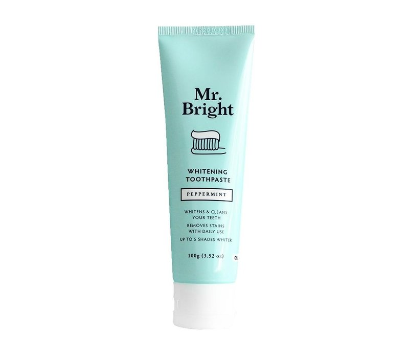 Mr. Bright Whitening Toothpaste