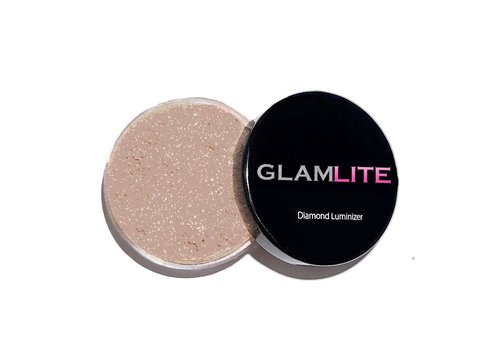 Glamlite Diamond Luminizer Loose Powder Island Vibes