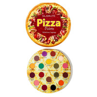 Glamlite Pizza Eyeshadow Palette