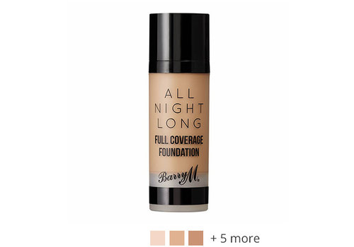 Barry M All Night Long Liquid Foundation