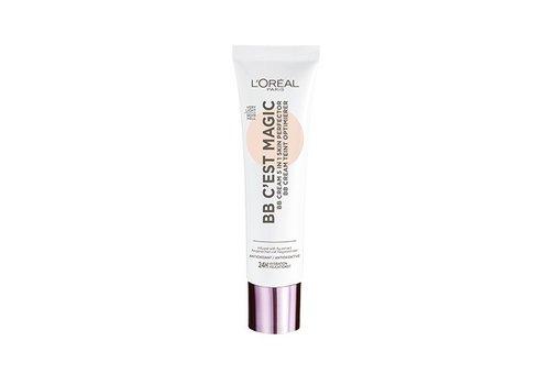L'Oréal Paris C'est Magic BB Cream 05 Medium Dark