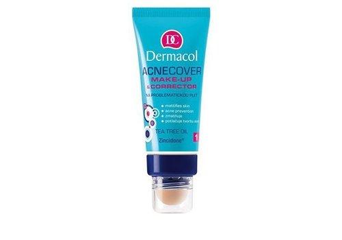 Dermacol Acnecover Make-up With Corrector no.4