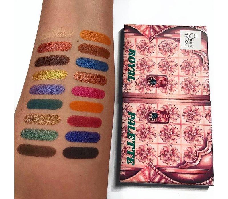 Queen Tarzi Royal Eyeshadow Palette
