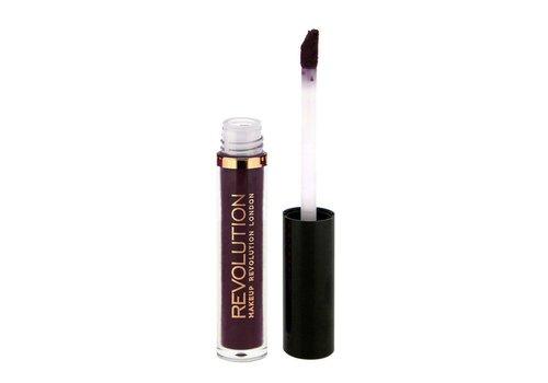 Makeup Revolution Salvation Velvet Lip Lacquer Velvet Vamp