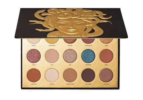 Lunar Beauty Greek Goddess Eyeshadow Palette