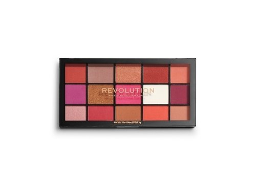 Makeup Revolution Reloaded Palette Red Alert