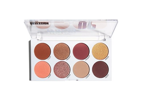 Makeup Obsession Warm up Eyeshadow Palette
