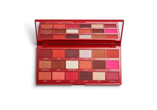 I Heart Revolution Red Velvet Chocolate Palette