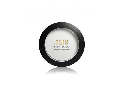 Milani Prep + Set + Go Transparent Face Powder