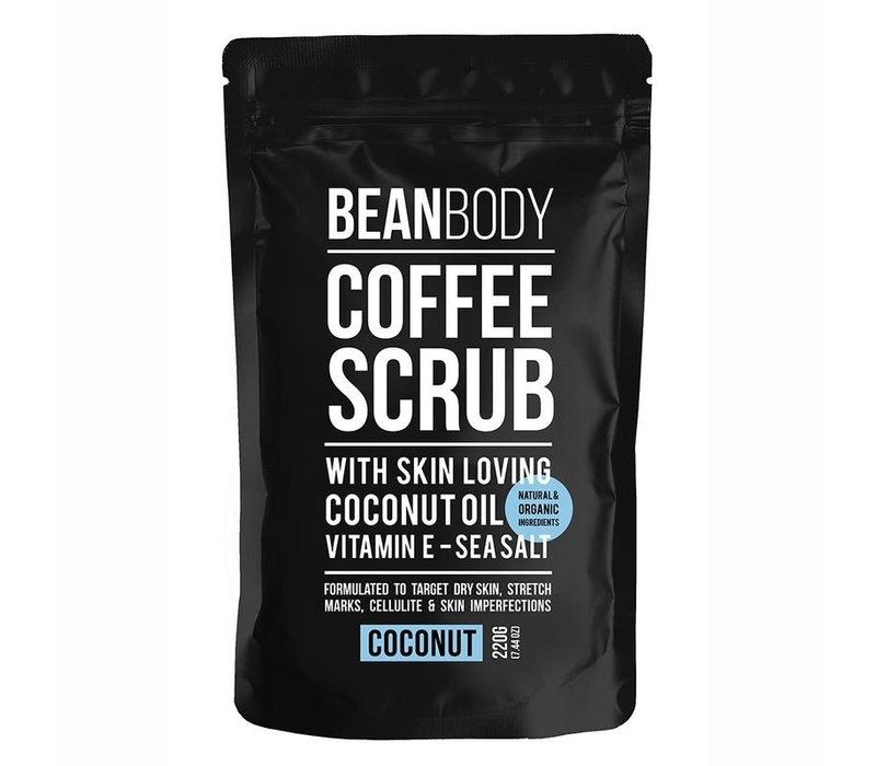 Bean Body Coffee Scrub Coconut