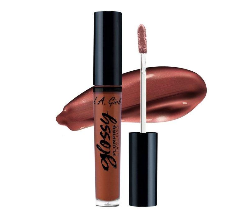 LA Girl Glossy Plumping Lipgloss Sumptuous