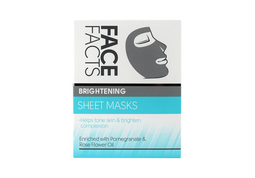 Face Facts Brightening Sheet Mask