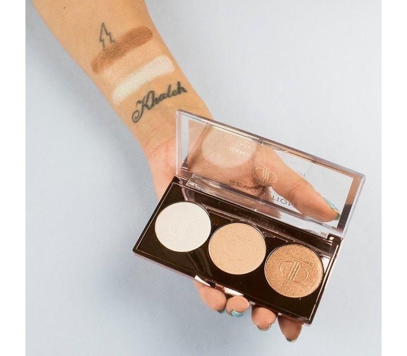 Makeup Revolution Dana X Strobe Palette