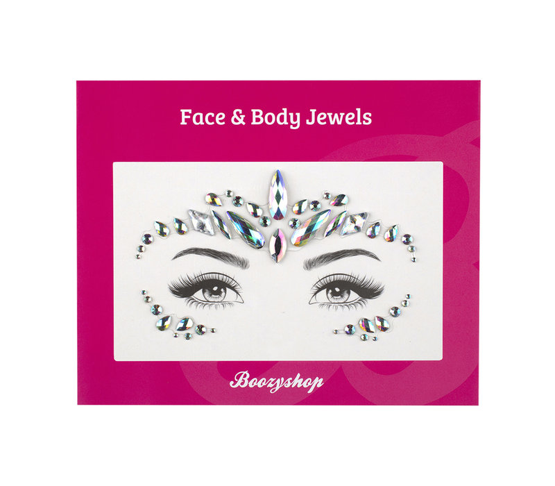 Boozyshop Face Jewels Lauren