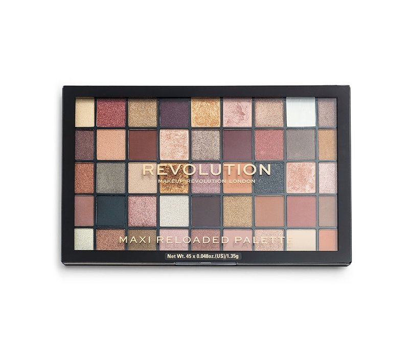 Makeup Revolution Maxi Reloaded Palette Large It Up