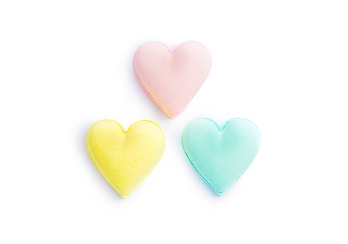 I Heart Revolution Pastel Heart Fizzer Kit