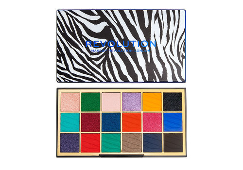 Makeup Revolution Wild Animal Integrity Eyeshadow Palette