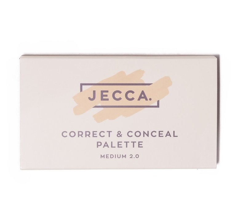Jecca Blac Correct & Conceal Palette