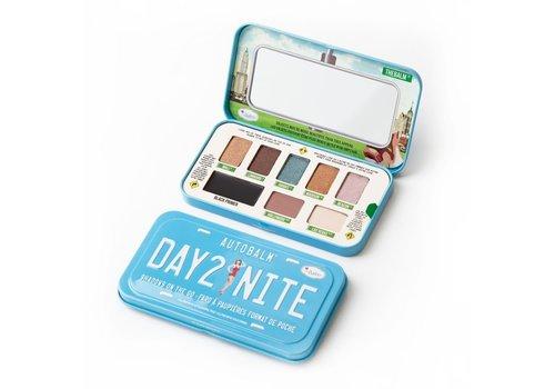TheBalm Autobalm DAY2 NITE Eyeshadow Palette