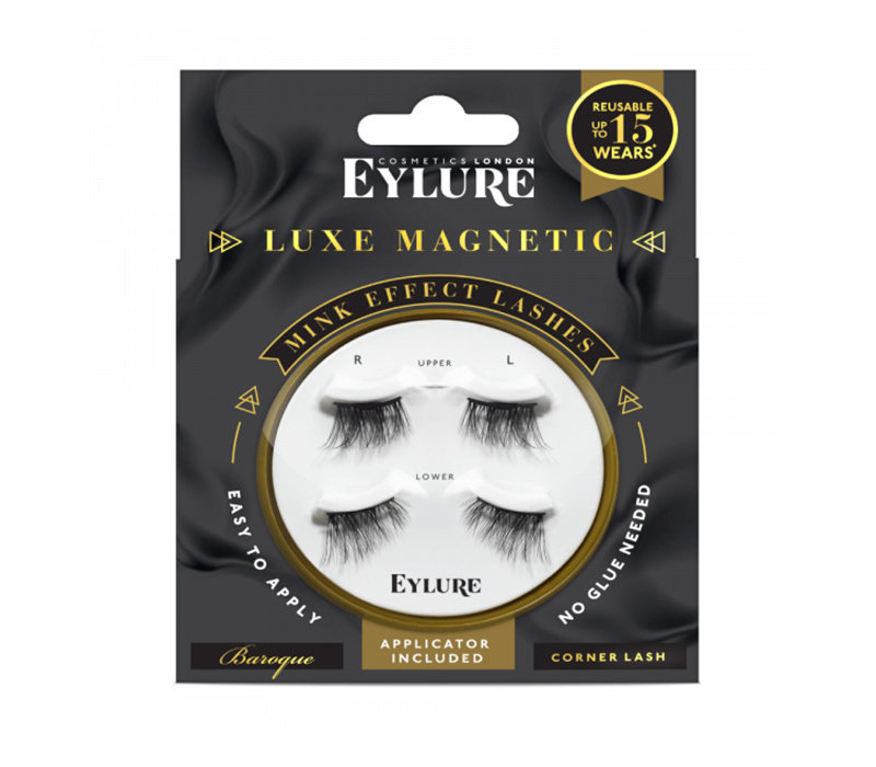 Eylure Lashes Luxe Magnetic Baroque Corner