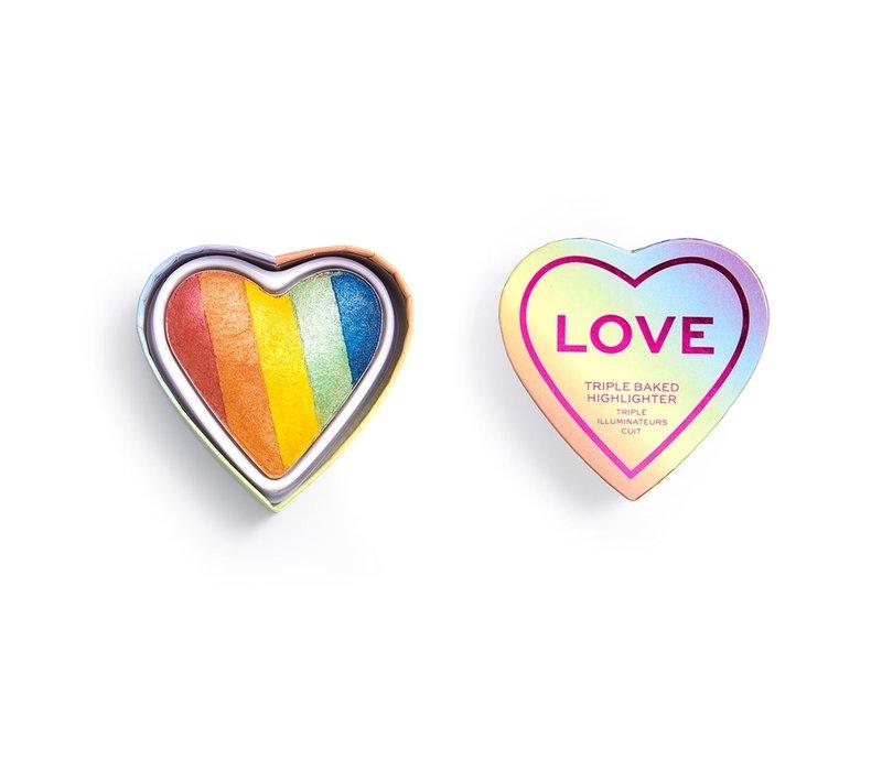I Heart Revolution x Pride I Heart Love
