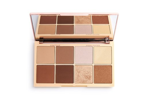 Makeup Revolution x Roxxsaurus Highlight & Contour Palette