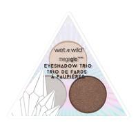 Wet n Wild Crystal Cavern Mega Glo Eyeshadow Palette Clear Quartz