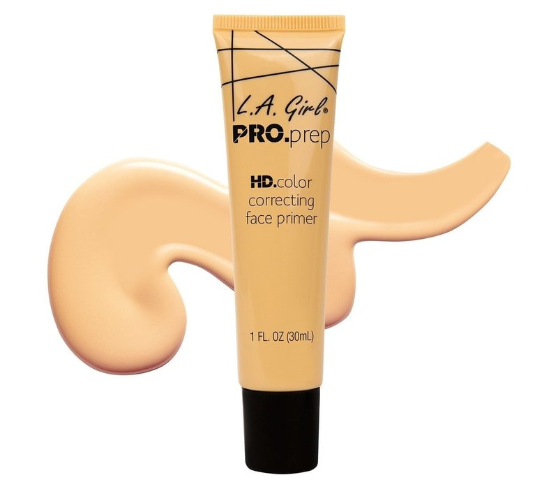 LA Girl Color Color Correcting Primer Yellow